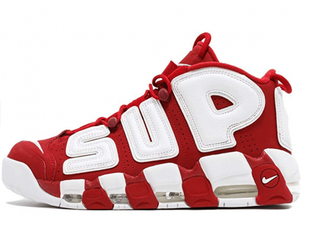 NIKE AIR MORE UP TEMPO supreme