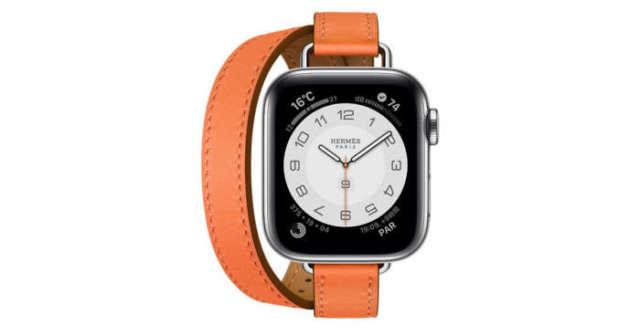 Apple Watch エルメス版