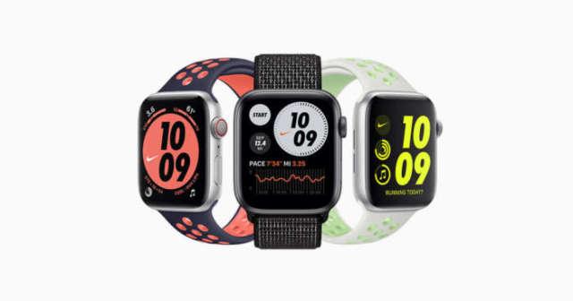 Apple Watch NIKE版