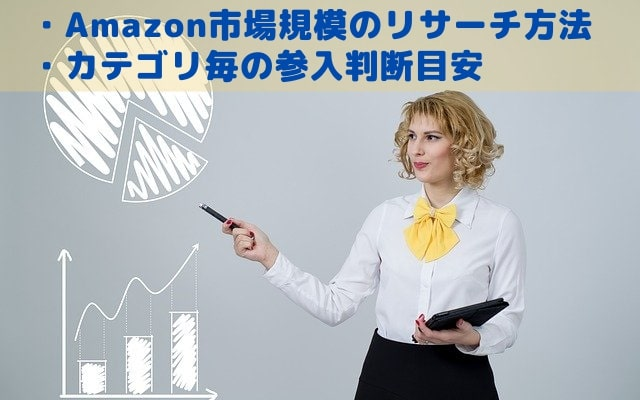 Amazon市場規模のリサーチ方法を解説!どんなカテゴリに参入すべきか?-min